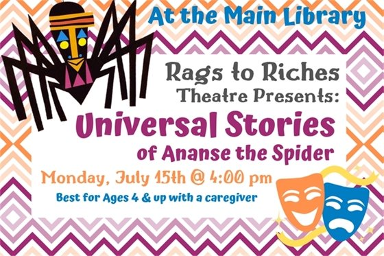 Family Program_ Rags to Riches Theatre