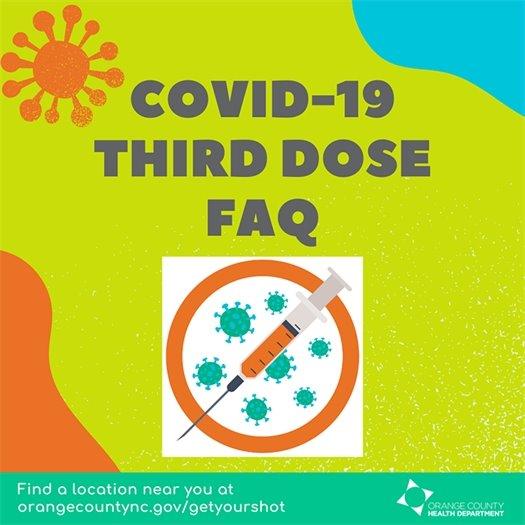 COVID Booster FAQ