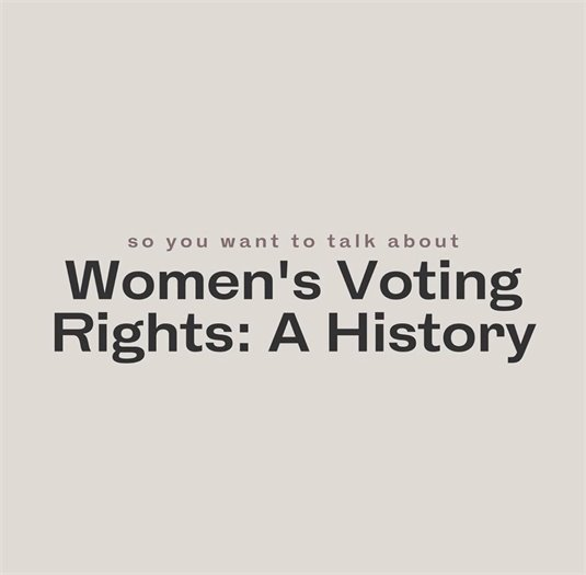 In commemorating the 100th anniversary of the 19th Amendment, let's remember the battle for equality is FAR from over