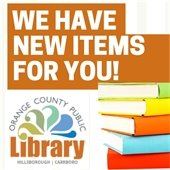 We have new items for you. Check our catalog!