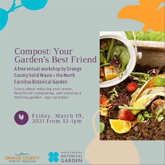 Composting Workshop Webinars Available