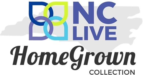 NC LIVE HomeGrown logo