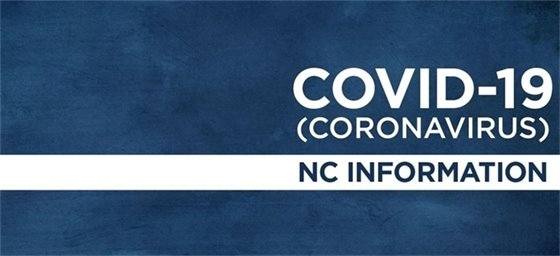 NC COVID-19 information