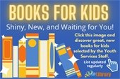 New books for kids waiting for you!