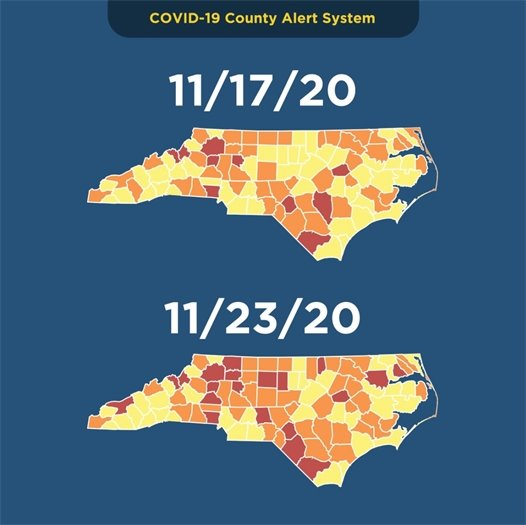 COVID-19 Alert System