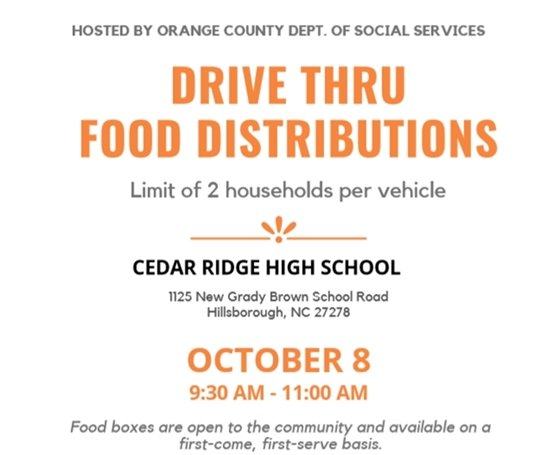 Food Distribution Site