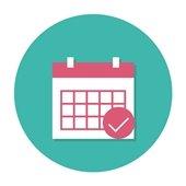 Calendar - Check Mark