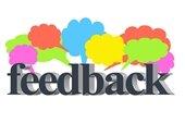 feedback graphic