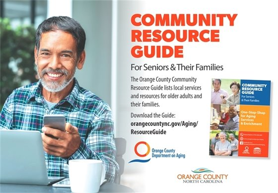 Download the Community Resource Guide for Seniors & Their Families