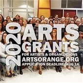 OCAC Arts Grant graphics