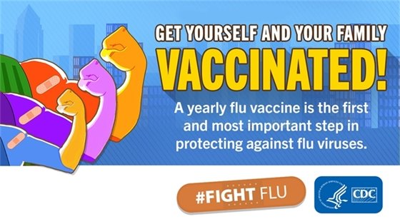 Get yourself vaccinated