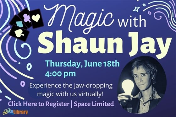 Magic with Shaun Jay graphic