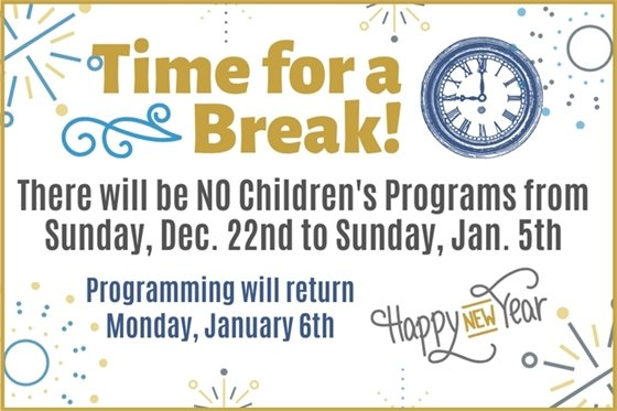 Children's programming break