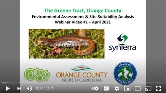 Greene Tract webinar screen grab