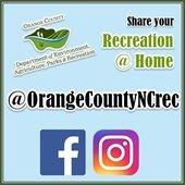Social Media - @OrangeCountyNCRec
