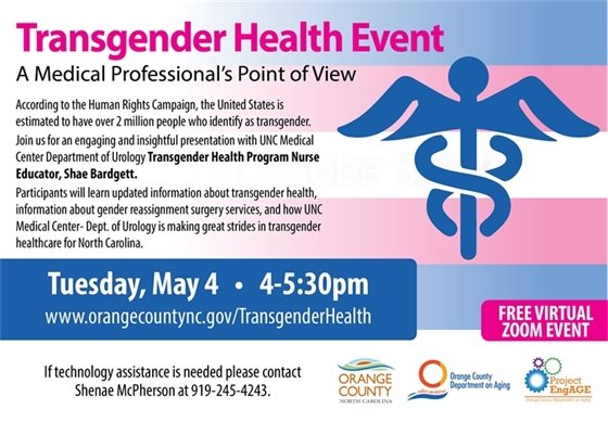 Transgender Health Event: A Medical Professional's Point of View