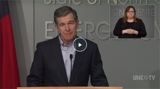 NC Governor Addresses Protests