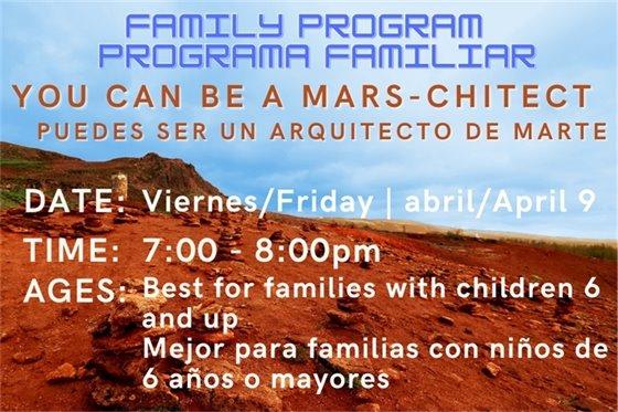 Mars-chitect graphic