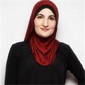 Photograph of Linda Sarsour