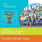 Franklin Street Yoga graphic