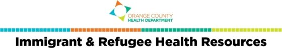 Immigrant and Refugee Health Resources