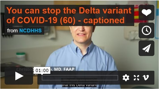 You can stop the Delta variant of COVID-19