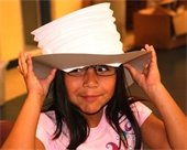 Pre-K Learn and Play Girl in Hat
