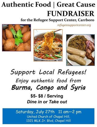 Support Local Refugees