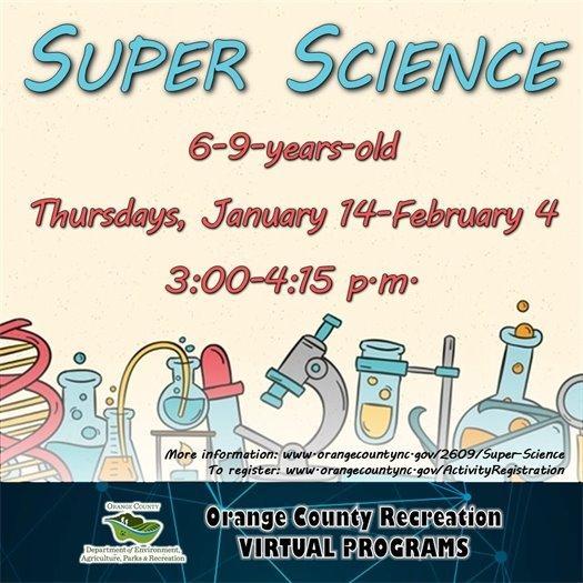 Super Science
