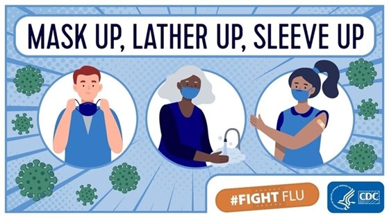 Get your flu shot.