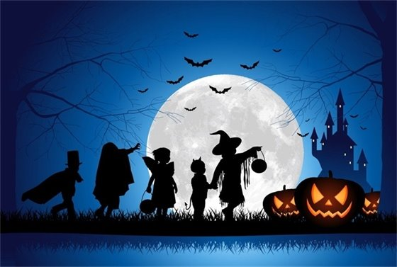 Halloween events in Hillsborough