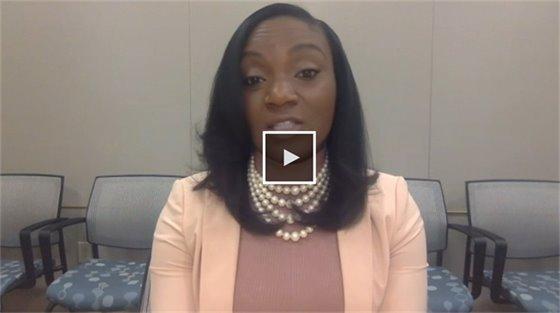 Video of Dr. Kizzmekia Corbett