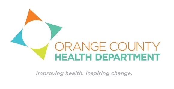 Orange County Health Department Logo