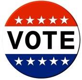 Vote Emblem