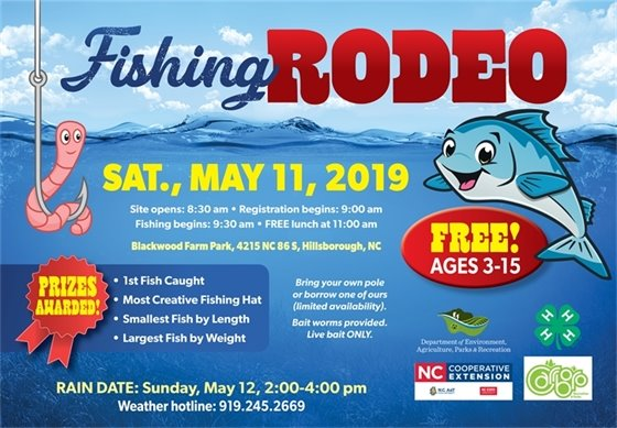 Fishing Rodeo graphic