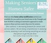 Making Seniors' Homes Safer
