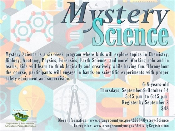 Mystery Science - ages 6-8-years-old