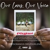 Our Lens, Our Voice graphic