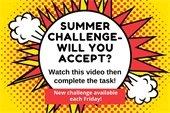 Summer Challenge Graphic