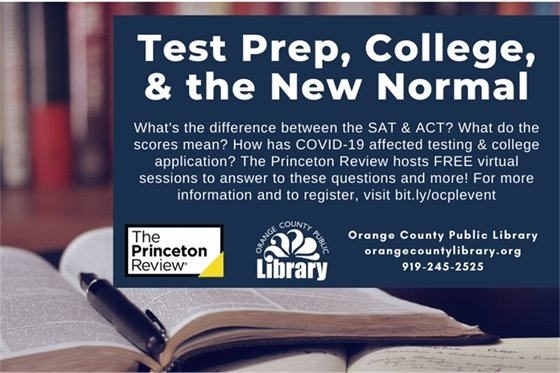 Princeton Review classes for free. Click the image to find out more