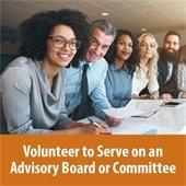 Advisory Board graphic