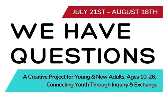 A program for young and new adults. Click on the image to find out more