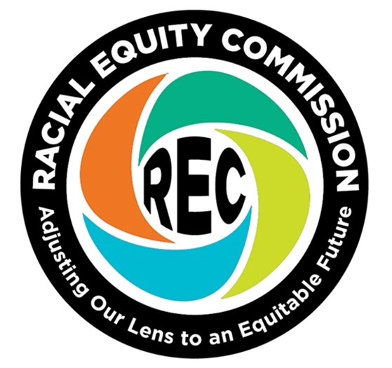 racial equity commission logo