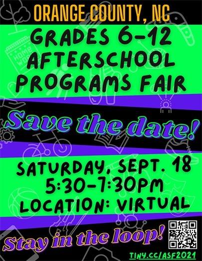 school fair graphic