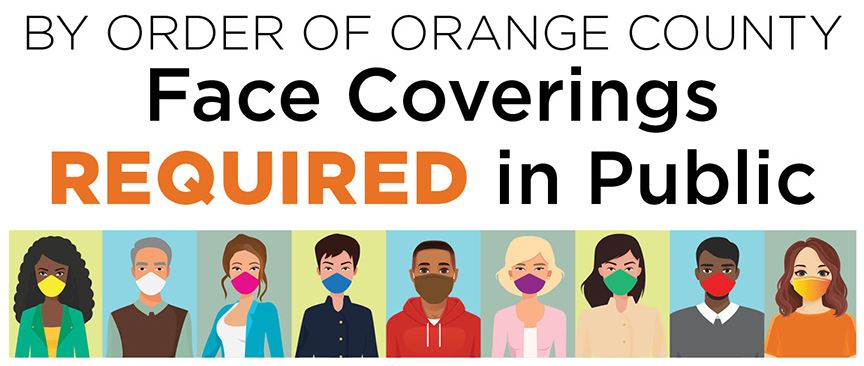masks required in orange county