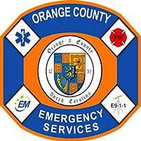 Orange County Emergency Services Logo