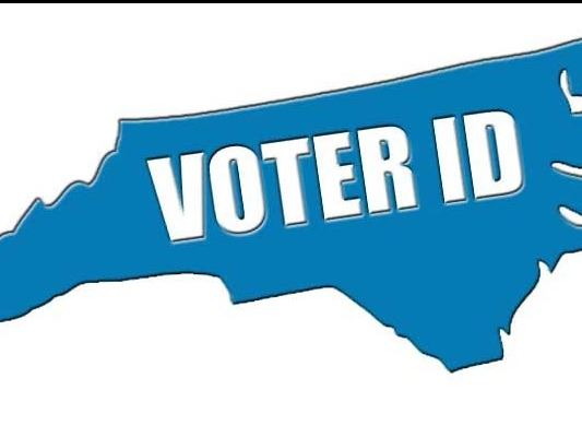 NC Voter ID graphic