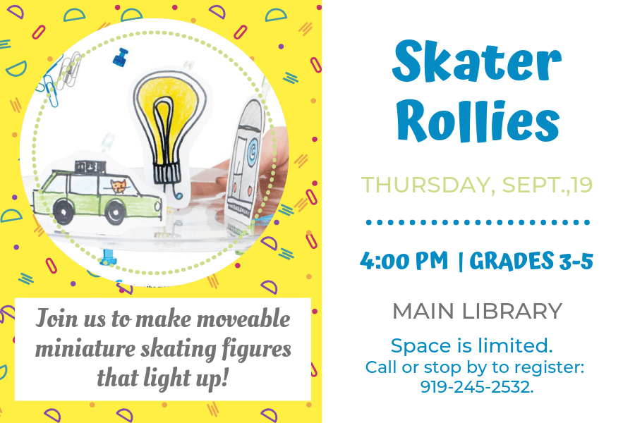 Skater Rollies_Sept. 19, 2019_Main Library