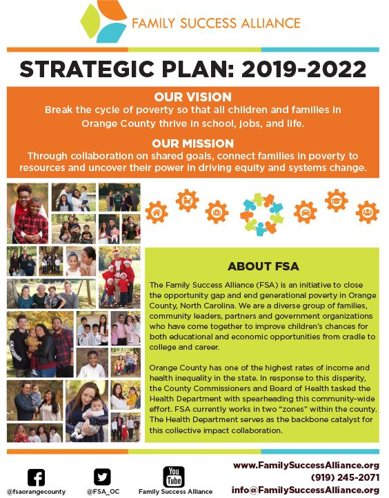 FSA Strategic Plan