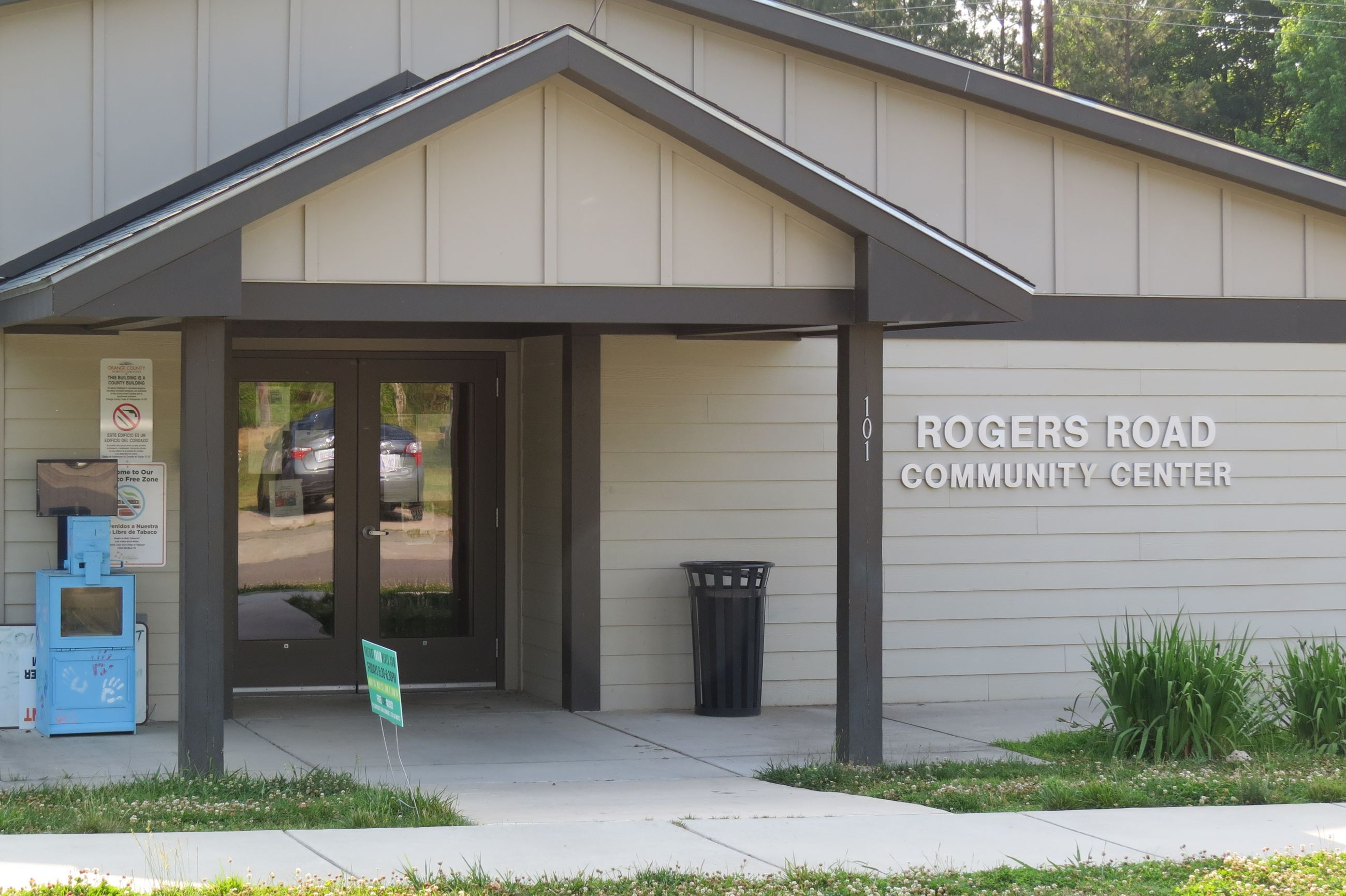 Rogers Road Community Center